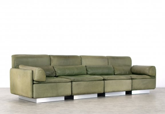 Walter Knoll Hollywood Lounge 4 Seater Sectional Sofa, 1972