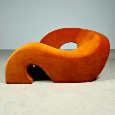 Sess chair/chaise longue by Nani Prina for Sormani, 1960s