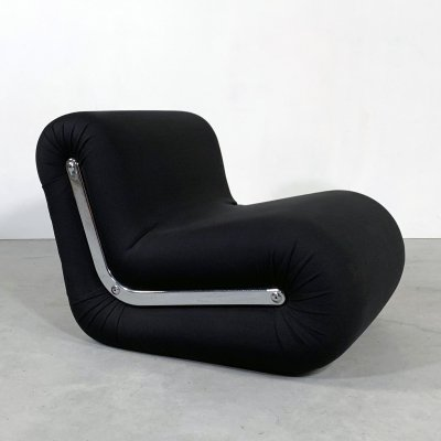 Boomerang Armchair by Rodolfo Bonetto for Flex-Form, 1970s