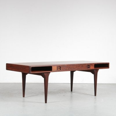Nanna Ditzel Coffee Table for Silkeborg, Denmark 1960