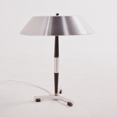 Table Lamp Model 'Presidente' by Jo Hammerborg for Fog & Mørup