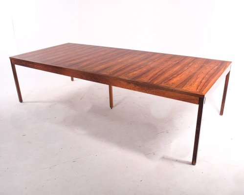 Rectangular Danish Modern Conference/Dining Table, 1960