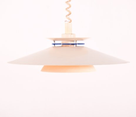 Danish Pendant by Dana Light, 1980s