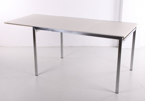 Extendable TU30 Dining table by Cees Braakman for Pastoe, 1960s