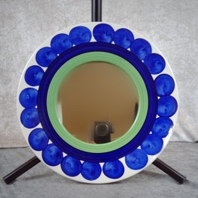 Piggelin wall mirror by Marianne Westman for Rörstrand, Sweden 1950/60's