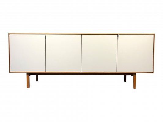 Rare Walnut Model '541' Sideboard by Florence Knoll for Knoll Int., 1950s