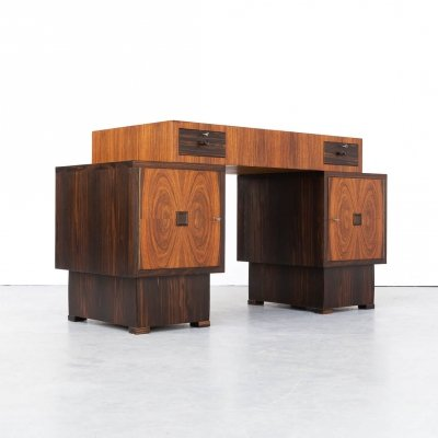50s writing desk from the Amsterdam school
