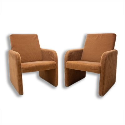 Pair of lounge chairs from Czechoslovak Hotel, Czechoslovakia 1970s
