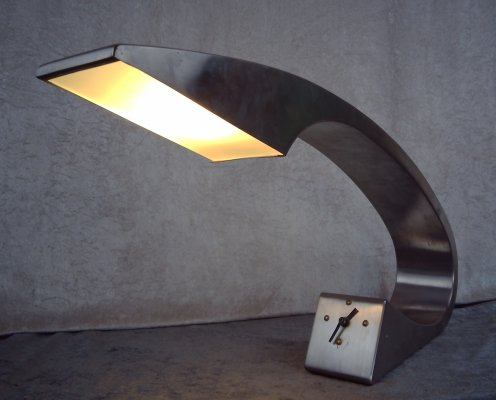 Impala desk lamp by Fase, Spain 1970's