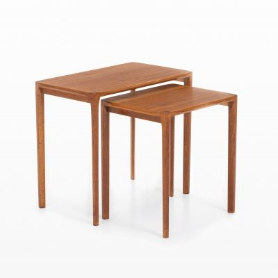Nesting table by Rex Raab for Wilhelm Renz, 1960s