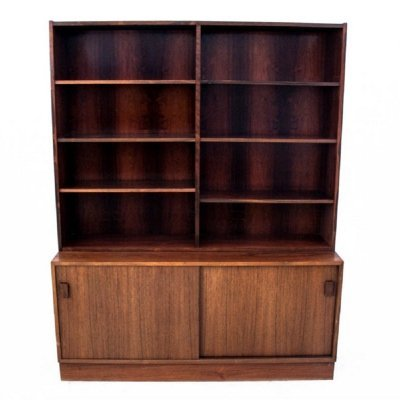 Teak bookcase, Danish design 1960s