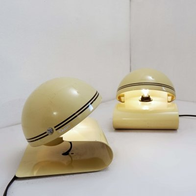 'Bugia' Desk Lamp by Giuseppe Cormio for Harvey Guzzini, 1970s