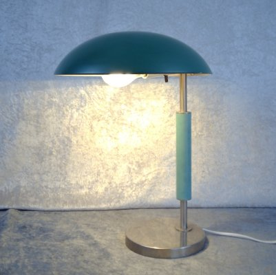 Bauhaus/modernistic desk lamp, 1930/40's