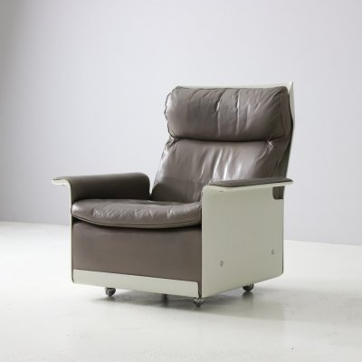 620 Chair Programme lounge chair by Dieter Rams for Vitsœ, 1962