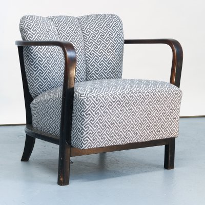Thonet arm chair, 1940s