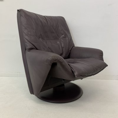 Post modern lounge chair by Leolux, 1980's