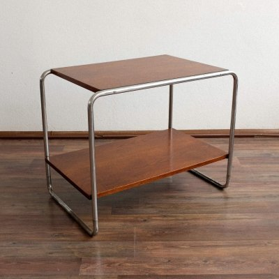 B12 side table by Marcel Breuer for Thonet, 1930s