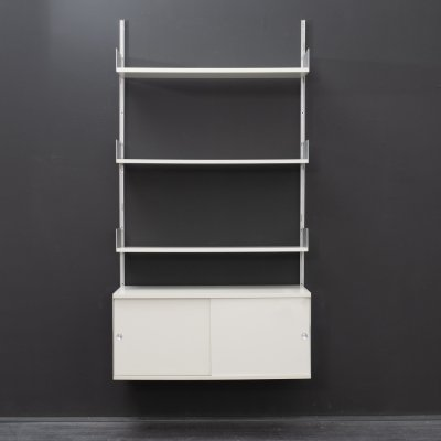 Mid-Century shelving system 606 by Dieter Rams for Vitsoe (SDR +)