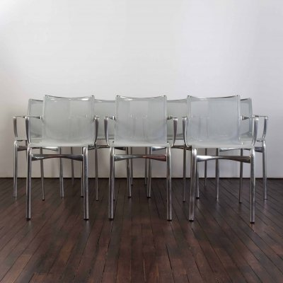 Highframe chairs by Alberto Meda for Alias, 1990s