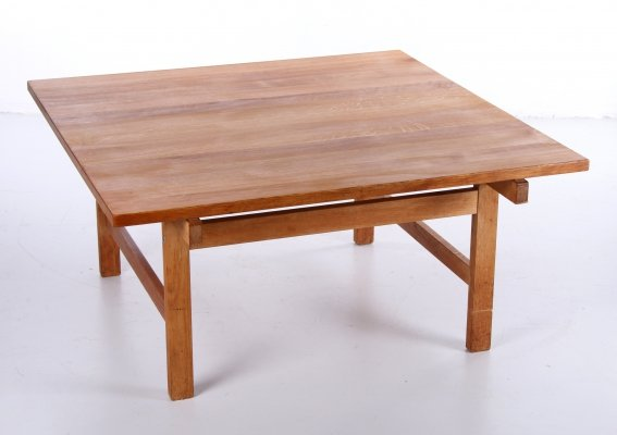 Oak Coffee Table by Hans Wegner for Andreas Tuck, 1960s