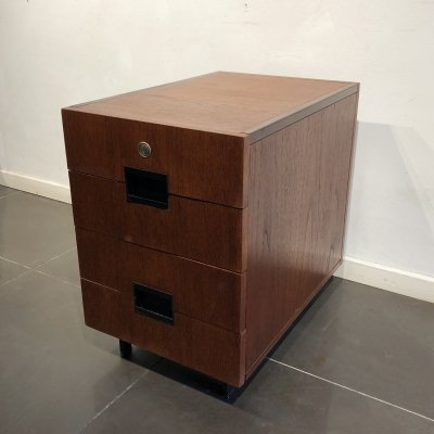 Rare Drawer Cabinet by Cees Braakman for Pastoe, 1960s