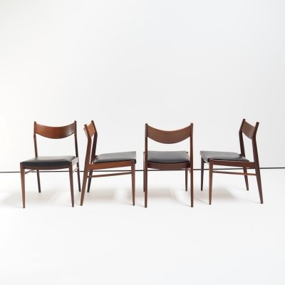 Set of 6 chairs by Oswald Vermaercke for V-Form