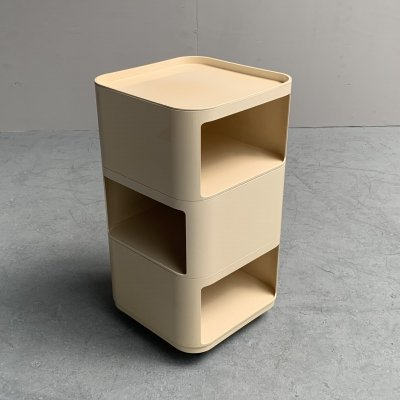 Componibili Square storage unit by Anna Castelli for Kartell, Italy 1960s