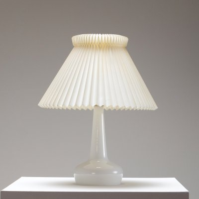 White Le Klint 311 Table Lamp, Denmark 1960s