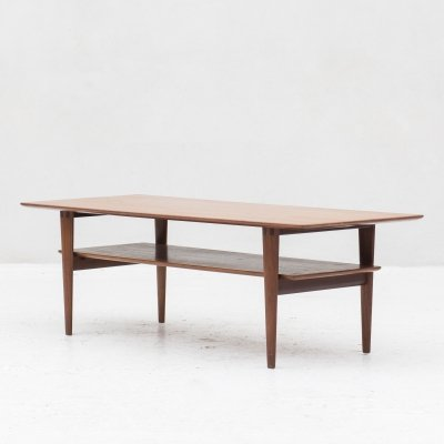 Coffee table by Vamo Sønderborg, Denmark 1960's