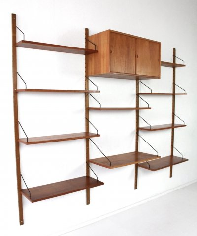 Poul Cadovius Royal system shelving for Cado Denmark