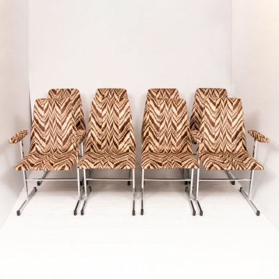 Vintage Lisse Chairs by Pieff, c.1970