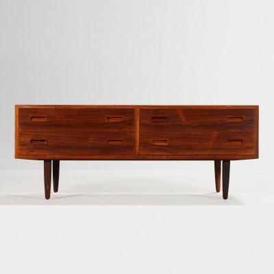 Low sideboard by Hundevad & Co, 1970s