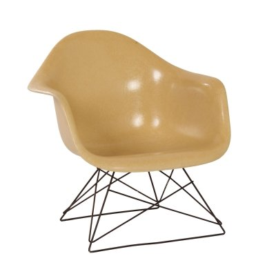 LAR Armchair by Charles & Ray Eames for Herman Miller, 1970s