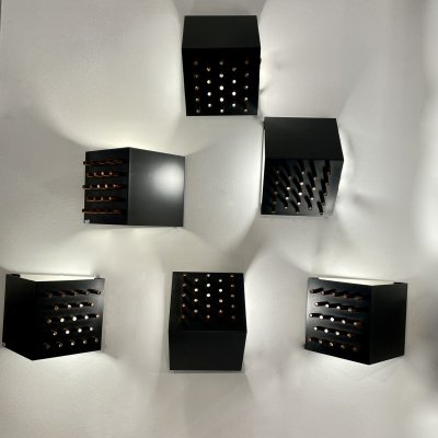 'Clair Obscure' wall lights by Raak Amsterdam, Netherlands 1970's