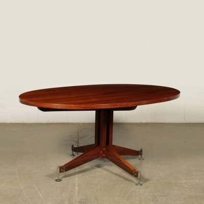 1960s Dining Table by Sergio Mazza
