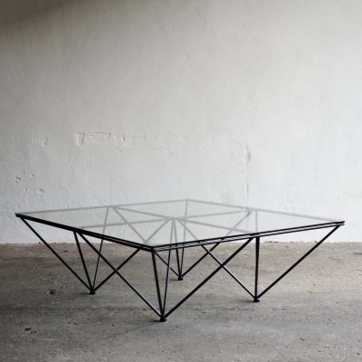 Geometrical Coffee Table, 1980s