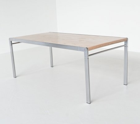 Claire Bataille & Paul Ibens TE23 dining table by 't Spectrum, The Netherlands 1971