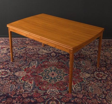 1960s dining table by France & Son