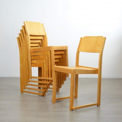 Orchestra Chair by Sven Markelius, 1930s