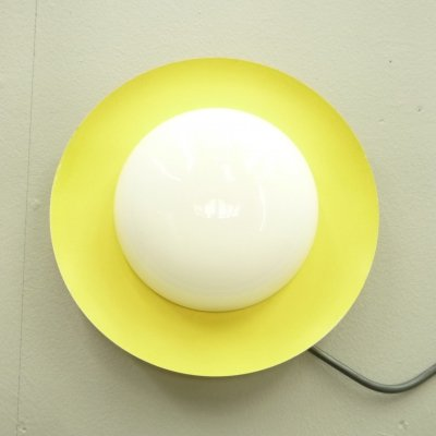 Wall or Ceiling Lamp from Kaiser, 1950s