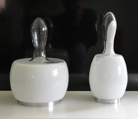 Set of Murano light objects, 70s