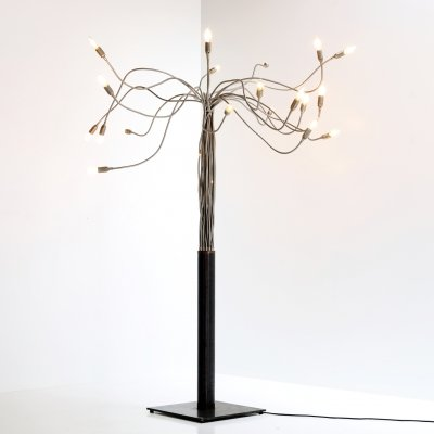 Floor lamp by Enzo Catellani for Catellani & Smith, 1980s