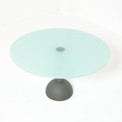 Goblet Dining Table by Massimo & Lella Vignelli for Poltrona Frau