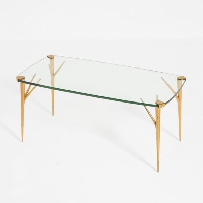 Coffee Table by Max Ingrand for Fontana Arte