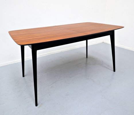 Extendable Dining Table by Alfred Hendrickx, Belgium 1970s