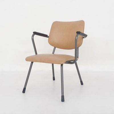 Mid-century Gispen R5 lounge chair, The Netherlands 1950's