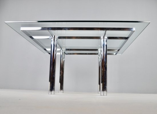 Gavina 'André' dining table by Tobia Scarpa, 1969