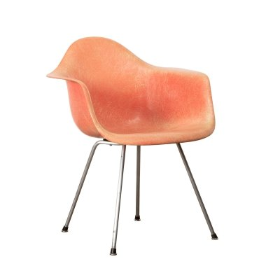DAX arm chair by Charles & Ray Eames for Zenith Plastics, 1950s