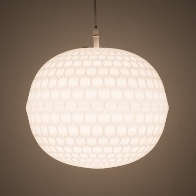 Hanging light by A. F. Gangkofner for Erco W. Germany, 1970s
