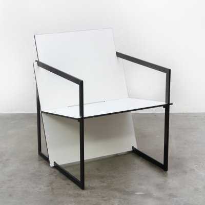 Spectro arm chair by Hank Kwint for Lourens Fisher, 1990s